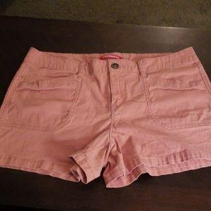 Plus size unionbay shorts